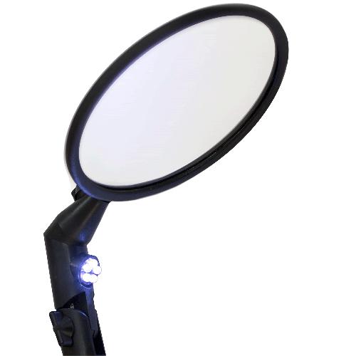 Досмотровое зеркало Перископ-185 с подсветкой