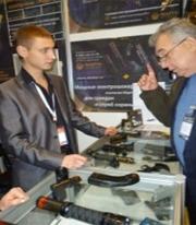 Новые электрошокеры от «МАРТ ГРУПП» на INTERPOLITEX-2011