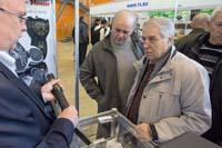 ООО «МАРТ ГРУПП» на международной выставке «INTERPOLITEX-2015»