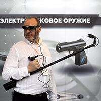 Шокеры МАРТ на выставке INTERPOLITEX-2017 фото № 2