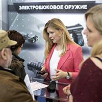 Шокеры МАРТ на выставке INTERPOLITEX-2017 фото № 6