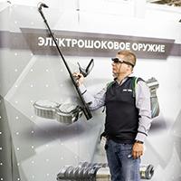 Шокеры МАРТ на выставке INTERPOLITEX-2017 фото № 11