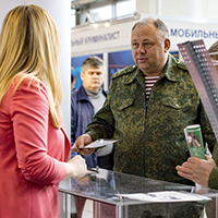 Шокеры МАРТ на выставке INTERPOLITEX-2017 фото № 12